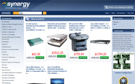 thesynergystore computer products online store